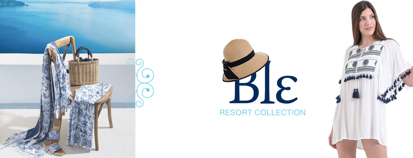 Ble Resort Collection 2019 - Inart